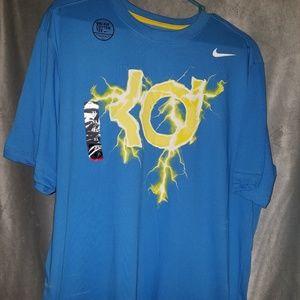 Nike KD kevin Durant dri fit t shirt